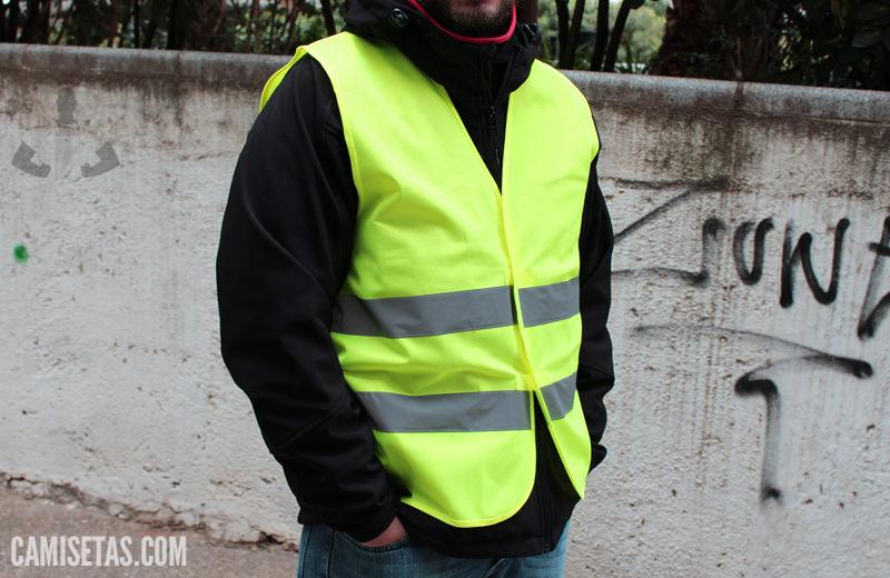 Exhibition Stand Design Decor S L : Chalecos de seguridad personalizados camisetas