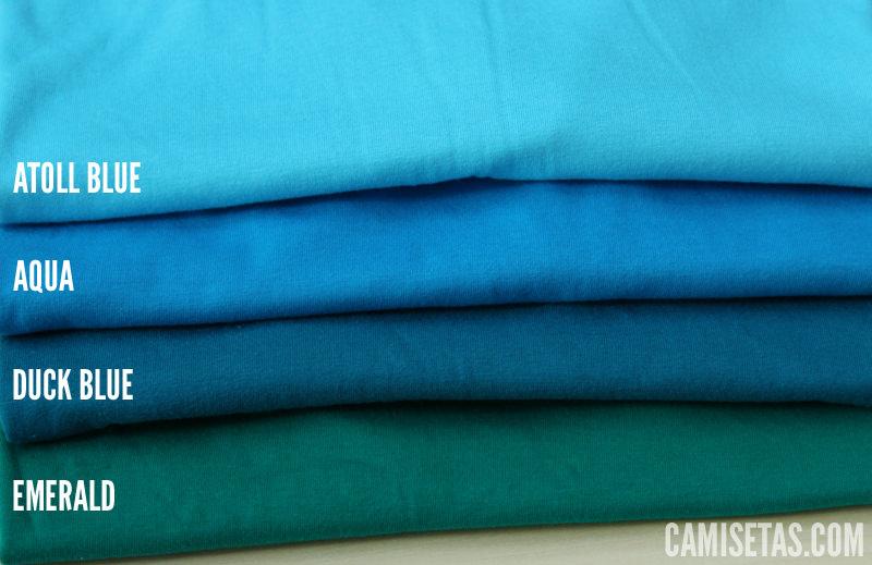 Camisetas Sols Regent Gama De Color Camisetas Com Blog