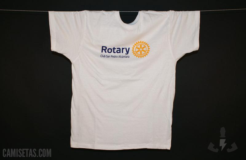 Camisetas con logo personalizadas