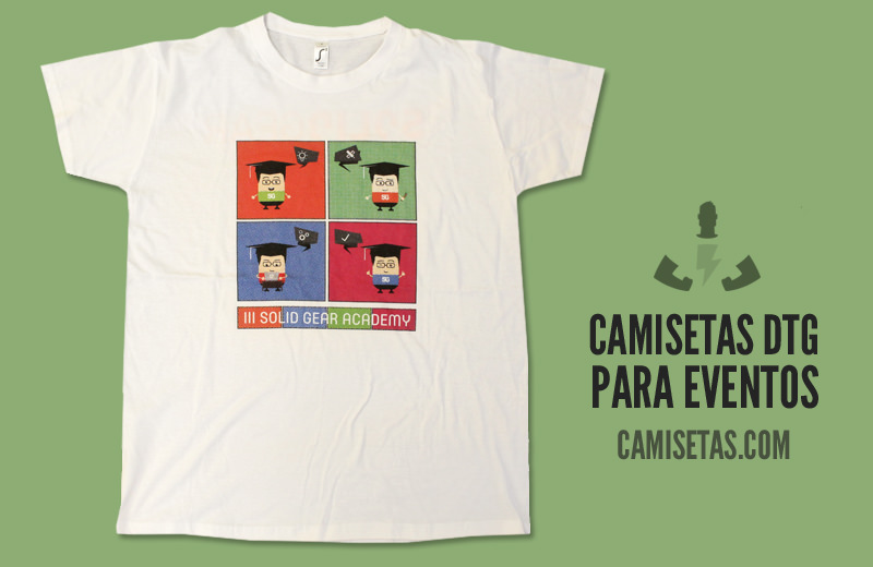 Camisetas En Impresi 243 N Digital Para Eventos Blog