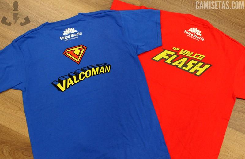 Camisetas corporativas originales