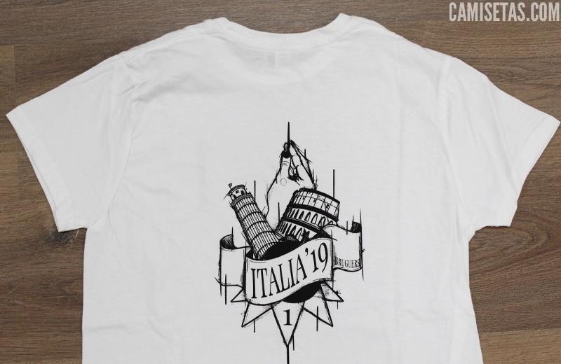 camisetas viaje de fin de curso