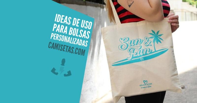 ideas bolsas personalizadas